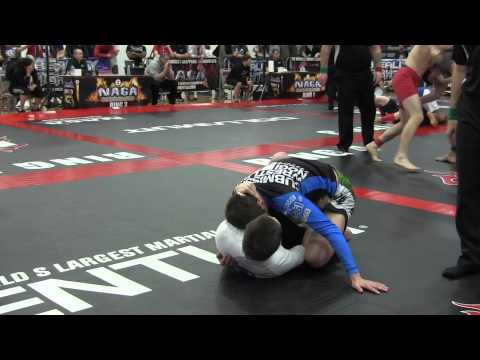 Wolfie Steel vs 10pJJ Adult Intermediate Nogi NAGA Nashville