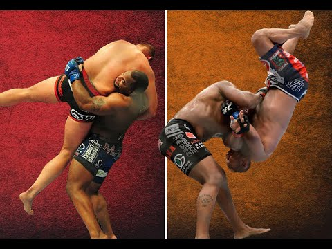 Daniel Cormier bullying opponents
