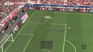 Pro Evolution Soccer 2014 Demo PS3 Gameplay *HD* 1080P