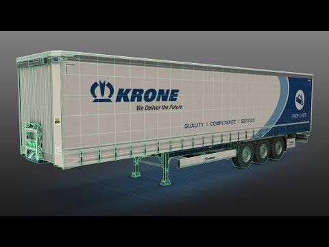 KRONE visits SCS