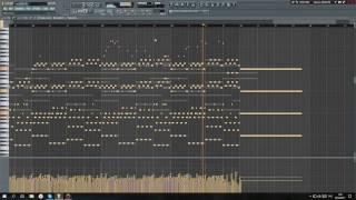 Fl Studio: Beautiful Piano Melody (Free FLP Download)