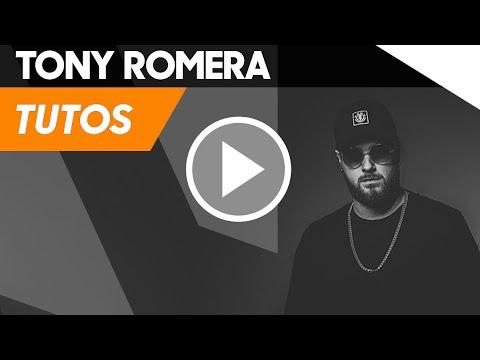 Tony Romera - Studio Rendez-Vous - Electro House