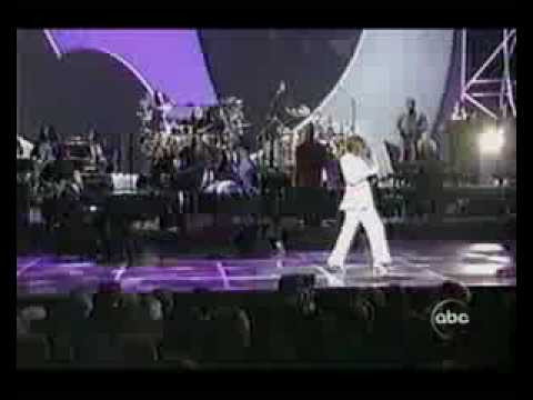 Whitney Houston- Until You Come Back/ My love is your love- AMA 1999