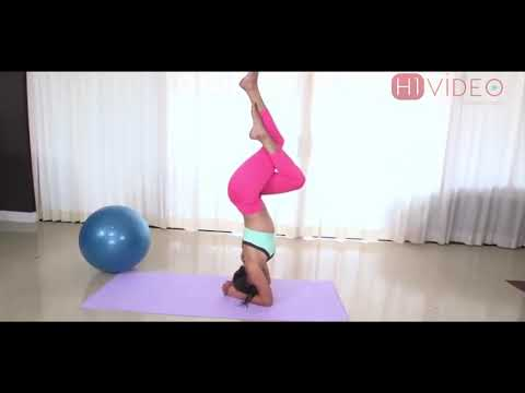 अद्भुत चमत्कार hot fitness female