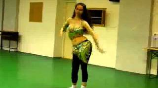 Tere Ni Karara_Belly dancing.flv