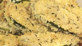 Oven-fried Eggplant Using Panko : Special Recipes