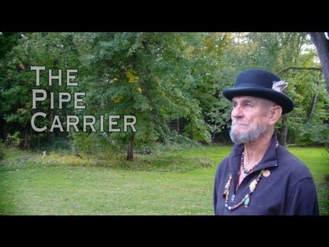 Pipe Carrier  Shaman Gary Lockwood Pipe Carrier