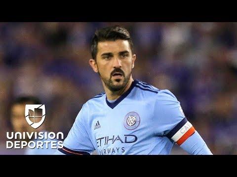 Villa, Almirn y Vieira, entre lo mejor de la MLS en lo que va de 2017