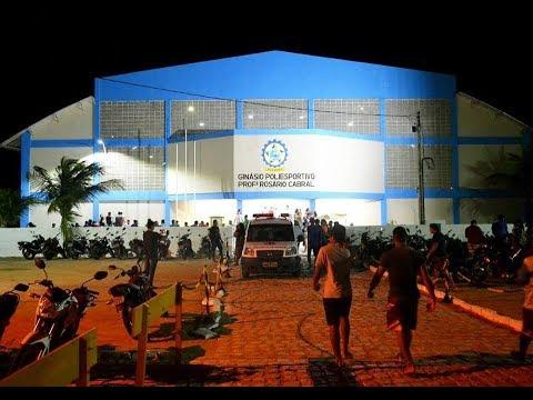 Reportagem do Canal Areia Branca destaca abertura da Copa Show de Preço