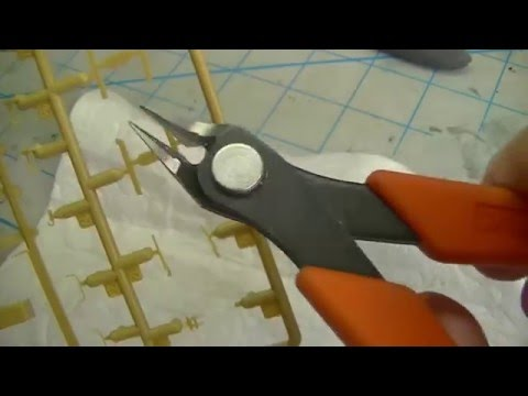 ep84 - comparing some sprue cutters