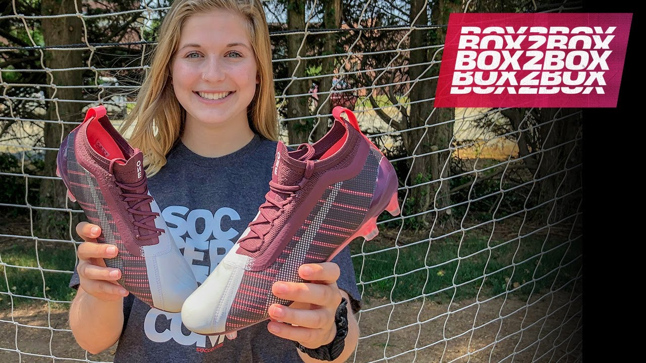 PUMA One 5.1 Women's Soccer Cleat Review - Box2Box Soccer Cleat Reviews