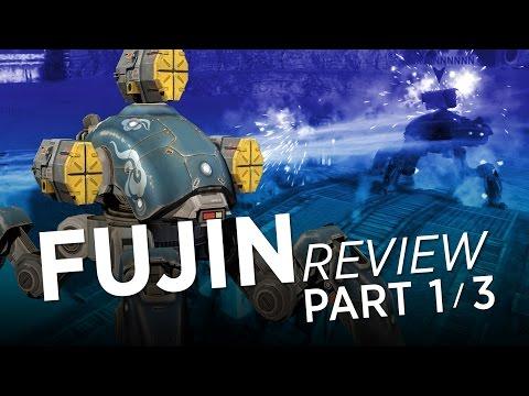 War Robots [WR] Fujin Review - 1/3