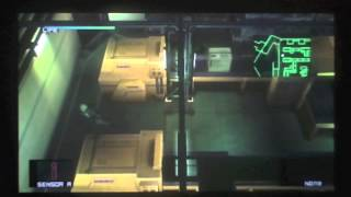 Metal Gear Solid 2 PS Vita Gameplay