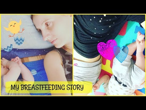 Breastfeeding with inverted nipples? How I switched from formula to exclusively breastfeeding!