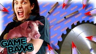 ESCAPING THE SLAUGHTERHOUSE (Game Bang)