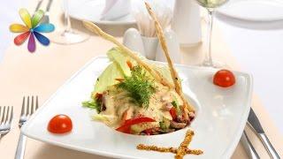 Интересная подача для привычных салатов – Все буде добре. Выпуск 731 от 30.12.15