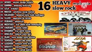 Download lagu 16 HEAVY SLOWROCK malaysia