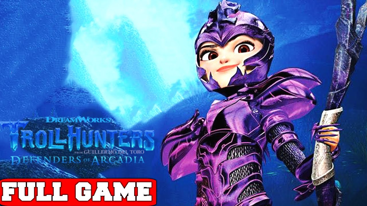 Download Trollhunters: Defenders of Arcadia Gameplay Walkthrough Full Game (PC 4K)