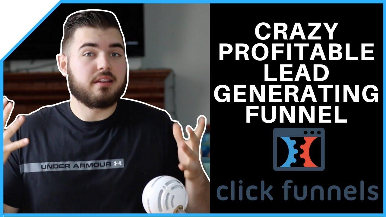 Crazy Profitable Clickfunnels Lead Generation Tool