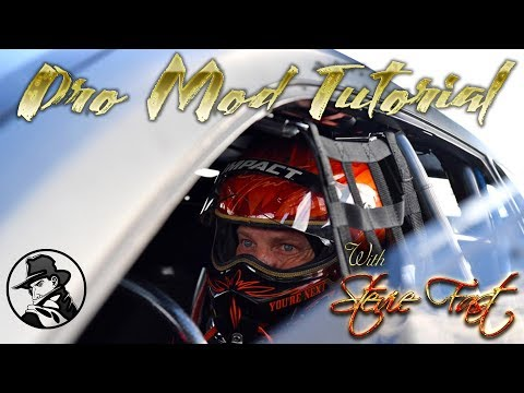 Take a Pro-Mod lap tutorial in The Shadow 2.0 with Stevie Fast Jackson