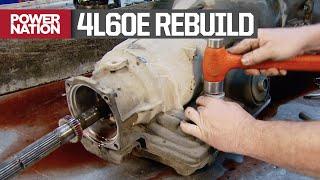 Rebuilding a GM 4L60E Transmission for a Chevy Silverado - Truck Tech S1, E12