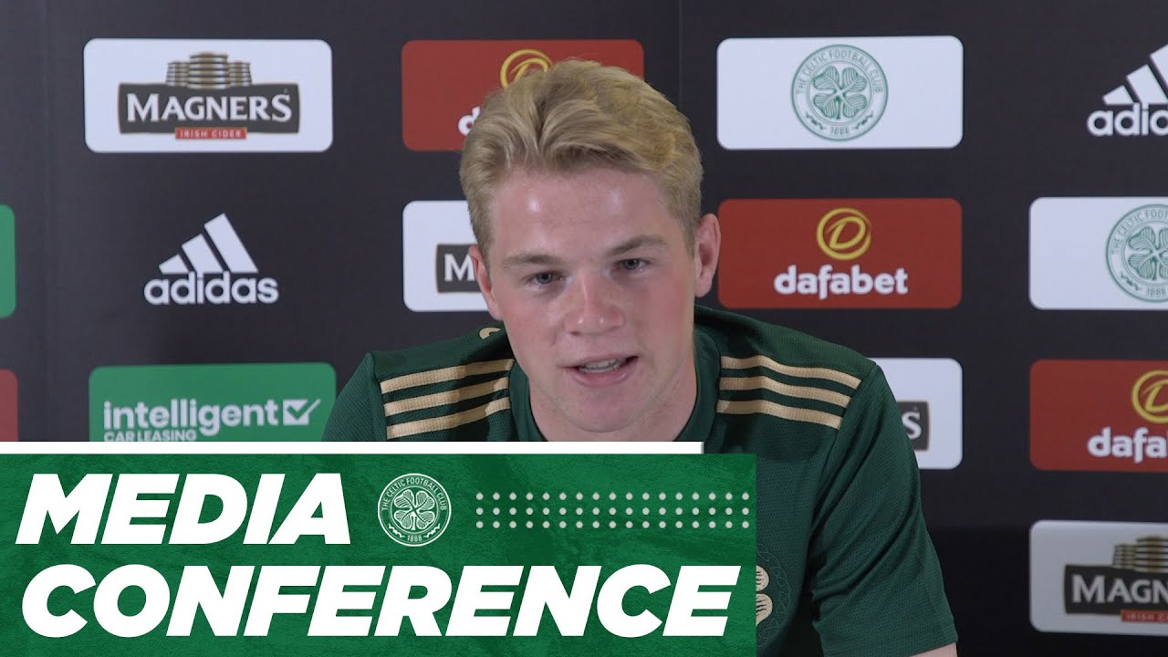 Full Celtic Media Conference: Stephen Welsh (16/06/21)