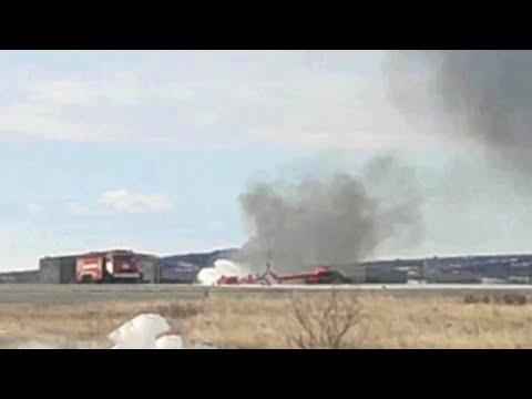 Минобороны выясняет причины катастрофы вертолета на Чукотке, в которой погибли четыре человека.