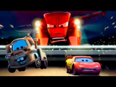 CARS - Tractor Tipping 1 | Disney / Pixar | Movie Game | Walkthrough #3 | *PC GAME* Travel Video