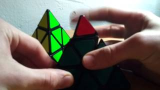 pyraminx qj vs shengshou review