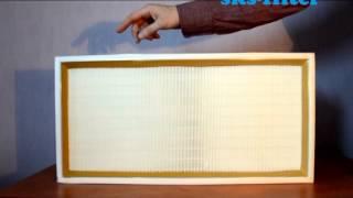 HEPA фильтры систем вентиляции - краткий обзор(HEPA фильтры в системах вентиляции являются важнейшим элементом тонкой очистки воздушных потоков. Посредств..., 2015-03-29T10:11:24.000Z)