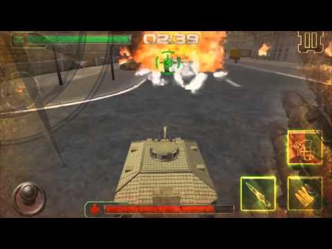 Panzer Tank Battle 3D