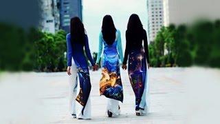 Áo Dài Tân Thời Việt Nam - Nouvelles Robes Vietnamiennes