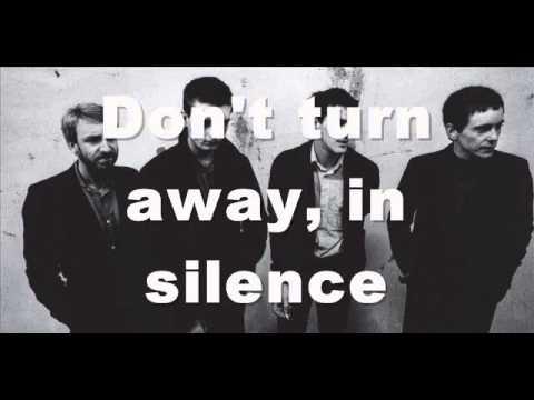 Joy Division-Atmosphere (with lyrics)