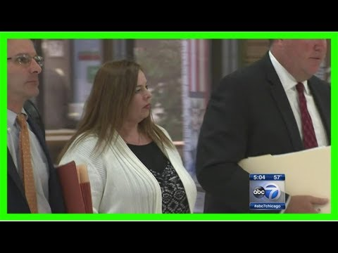 Melodie gliniewicz again seeking police pension funds related to husband's suicide