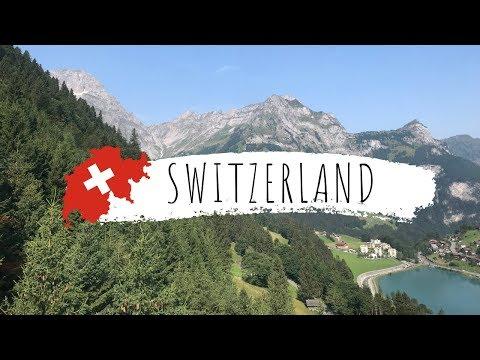 TRAVEL VLOG 2019 l SWITZERLAND