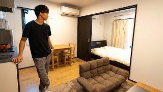 【ルームツアー 】英語で部屋紹介します。