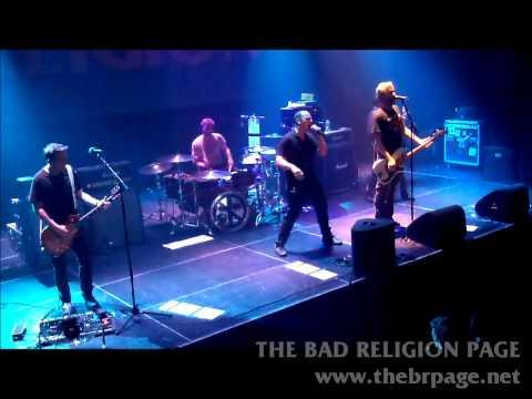 Bad Religion - Dharma And The Bomb Live @ Melkweg, Amsterdam (June 4, 2013)