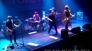 Bad Religion - Dharma And The Bomb Live @ Melkweg, Amsterdam (June 4, 2013)
