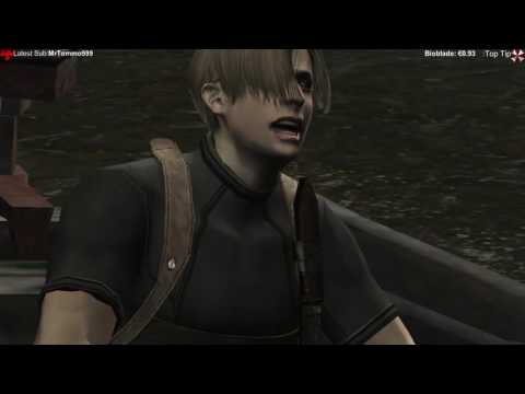Resident Evil 4 NG Professional / Speed Run