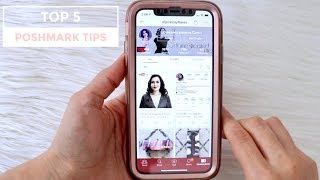 How to Make Money on POSHMARK / TOP 5 PoshTips