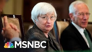 Federal Reserve Hikes Interest Rates By A Quarter Point | MSNBC