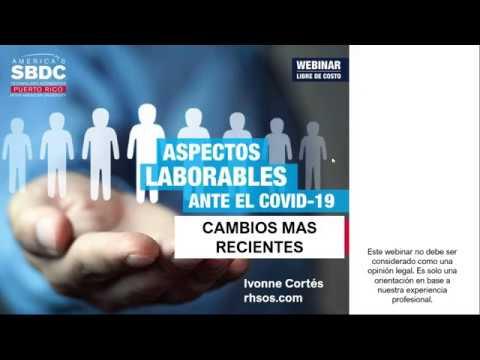 Responsabilidades Laborales ante COVID-19