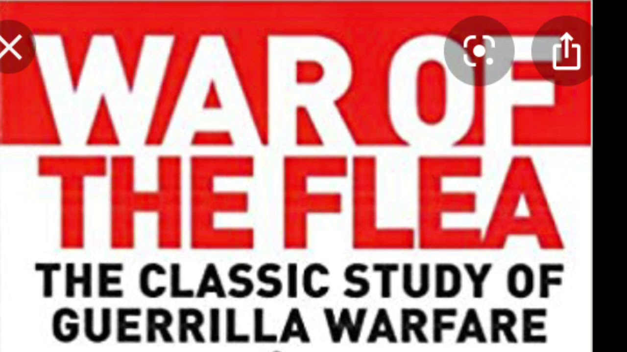 Recommended reads War Of The Flea By Richard Taber