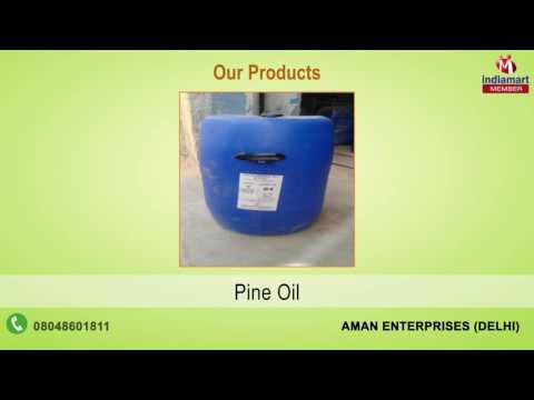 Industrial Chemicals and Solvents By Aman Enterprises, Delhi