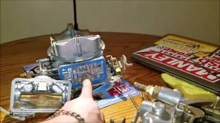 Holley VS Edelbrock Carbs: Adjust-ability & Tune-ability - WHICH TO BUY !!!