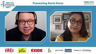 Presenting Kevin Kwan