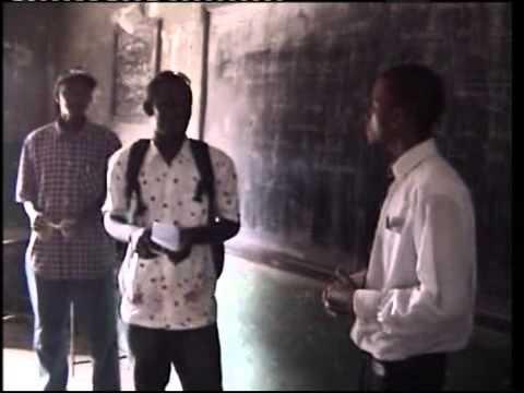 Survey of Secondary Schools in Freetown, Sierra Leone