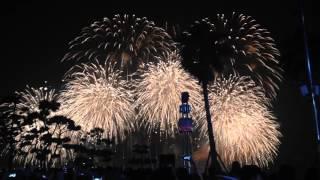 Busan Fireworks Festival 2015