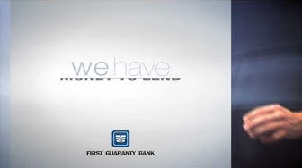 First Guaranty Bank – Your Business Lending Bank