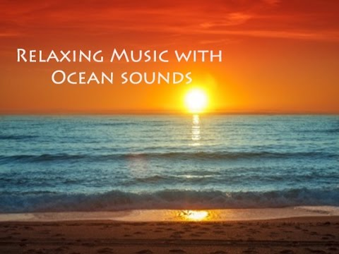 relaxing music with ocean sounds spa music reiki music